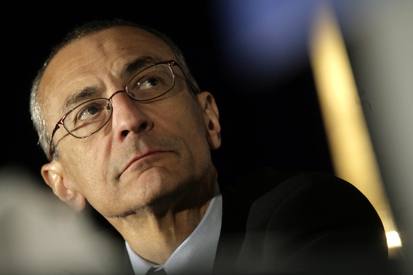 "Hillary Clinton's Campaign Chair John Podesta Refers to Macedonia as ""FYROM"" in Latest WikiLeaks Release"