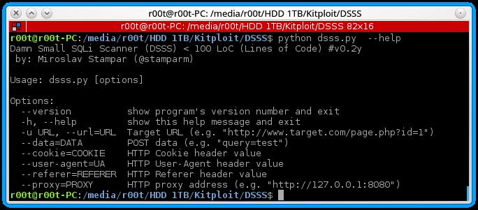 KitPloit ☣: SQLi