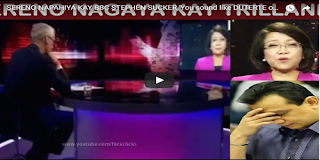 SERENO NAPAHIYA KAY BBC STEPHEN SUCKER 'You sound like DUTERTE opponent instead of a Chief Justice'