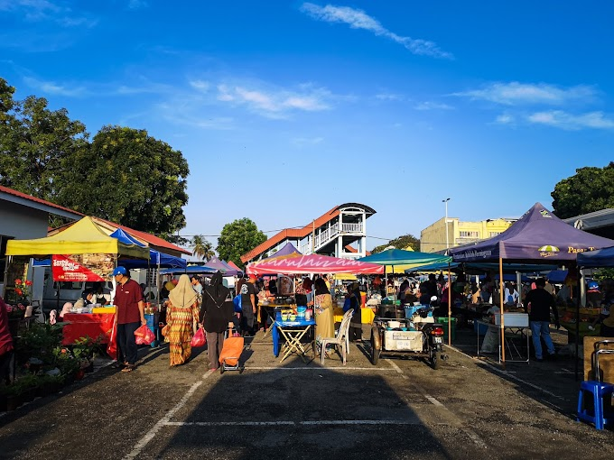 [Moved] Pagi Sabtu Di Pasar Tani Gombak Setia
