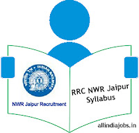 RRC NWR Jaipur Assistant Loco Pilot Syllabus