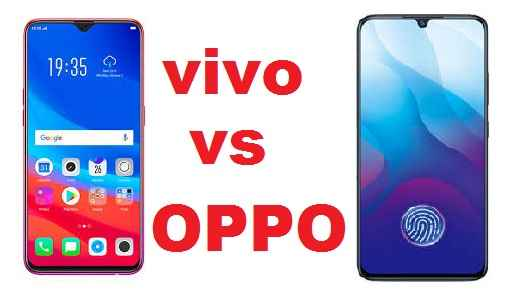 Vivo V11 Pro Powerful 5 Factors for Oppo F9 Pro