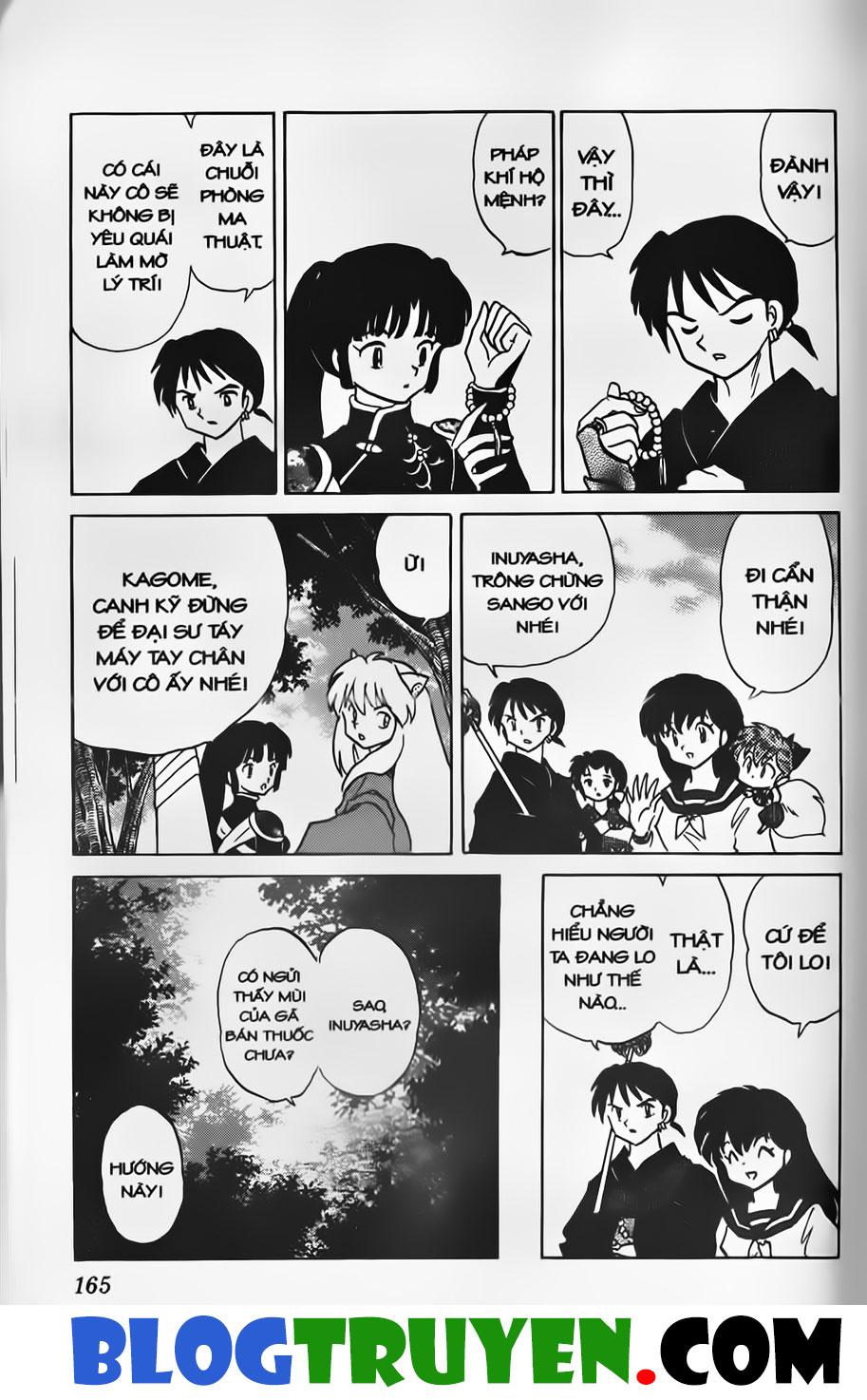 Inuyasha vol 36.9 trang 18