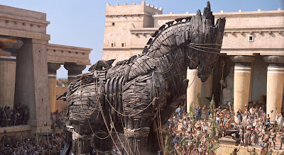 Ancient city of Troy rebranded itself after war