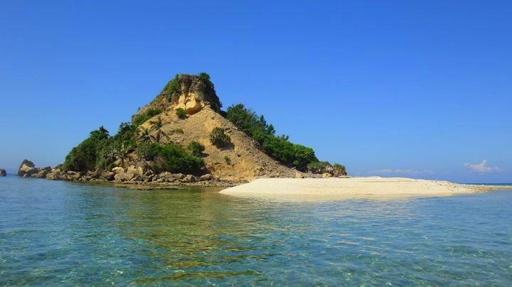 Philippines Beach Burias Island In Masbate