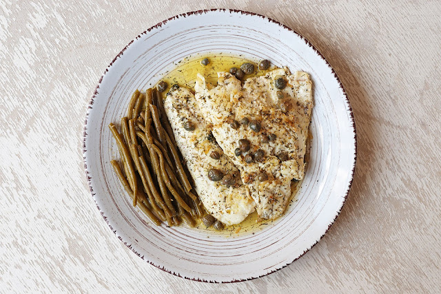 Συνταγή για Φιλέτο Τσιπούρας με Σάλτσα Βουτύρου
