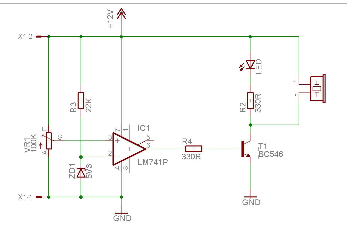 Diy Electronics Low Battery Indicator