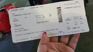 Visa dan tiket ke Jepang