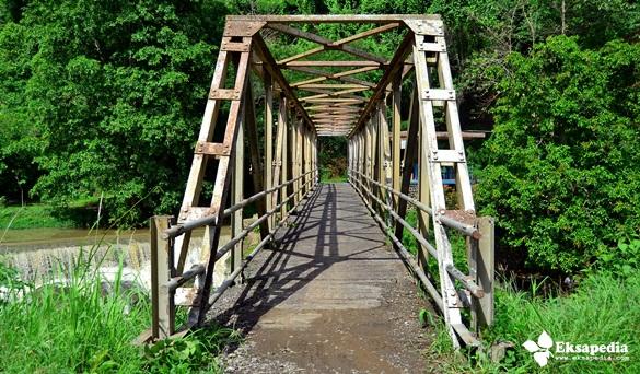 Jembatan Kedung Pengilon Sebelum Dicat