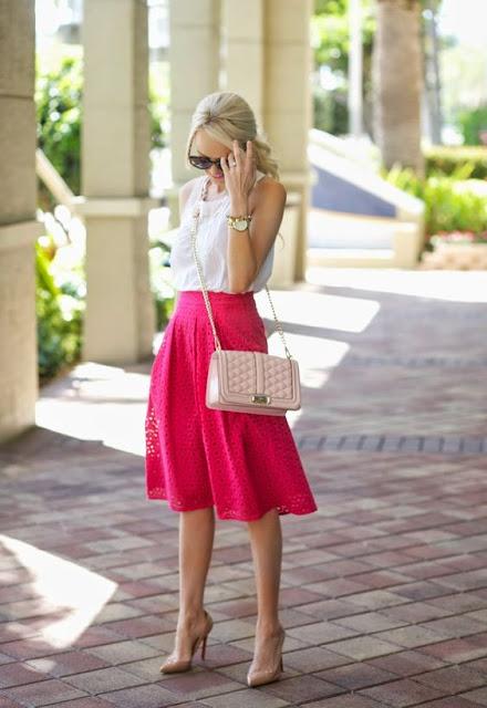 pink-eyelet-skirt