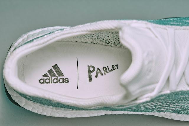 adidas X Parley regras concurso