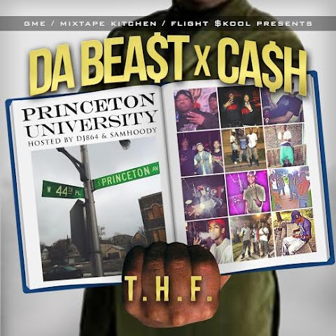 VIDEO REVIEW: DA BEAST (@Beast44th) - THA WAY THA GAME GO (FREESTYLE) DIR. P.NOBLE