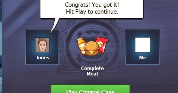 Criminal Case Game Energy Daily Bonus Chips Juice Coin