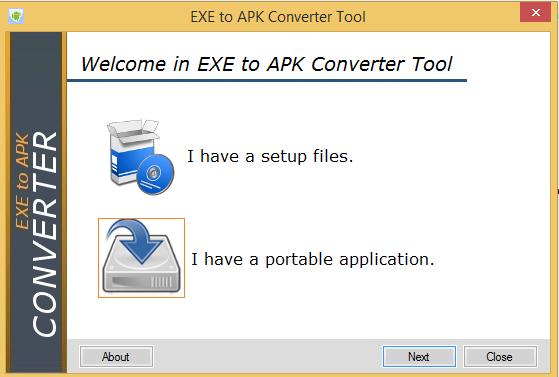 How to Convert EXE to APK files using EXE to APK Converter Tool [100% Working] 2