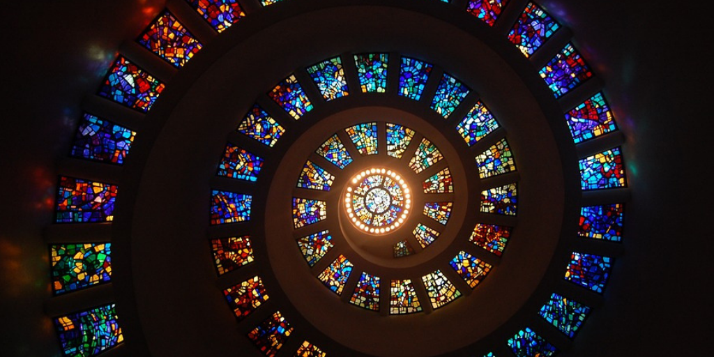 Vidrio, cerámicas, ventanales