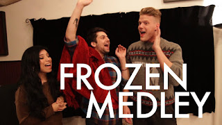 Frozen Medley Lyrics -Superfruit Lyrics (feat. Kirstie Maldonado)