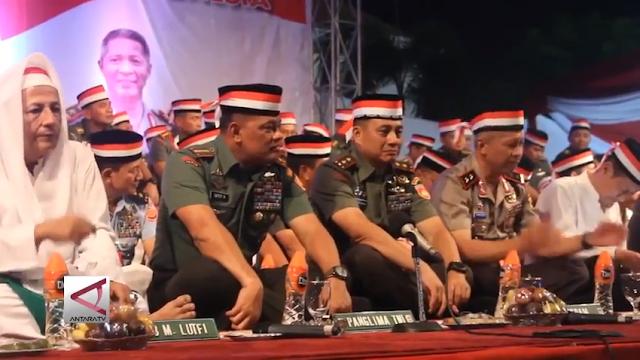 Panglima TNI Gagas Aksi Doa Bersama 171717, Ada Apa?