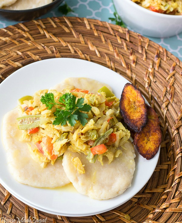 "Saltfish ""Run Down"" Recipe"