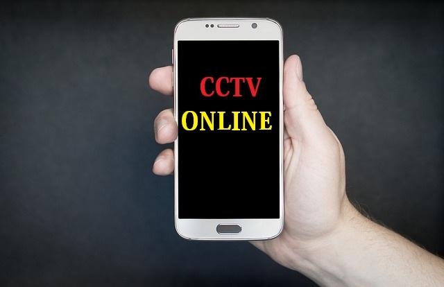 cara setting online cctv