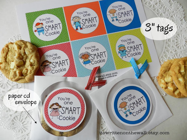 Positive Message for Kids Lunchbox Treat