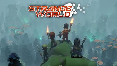 Strange World Apk for Android Download