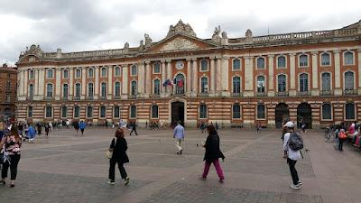 Plaça del Capitoli de Tolosa