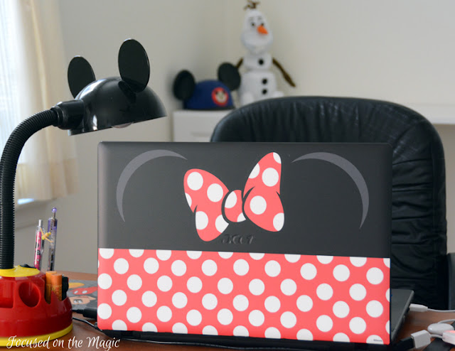 DecalGirl Minnie Mouse Skin