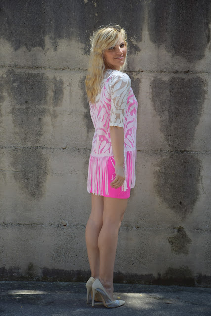 how to wear fuchsia how to combine fuchsia fuchsia outfits mariafelicia magno fashion blogger color block by felym fashion bloggers italy italian fashion bloggers june outfits summer outfits