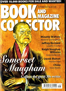 cover of Book and Magazine Collector September 2008, no. 298