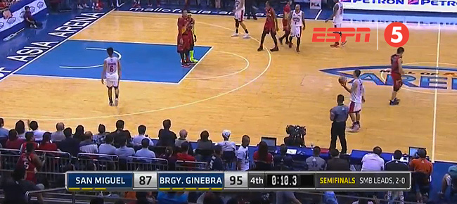 Ginebra def. San Miguel, 95-87 (REPLAY VIDEO) Semis Game 3 / March 13