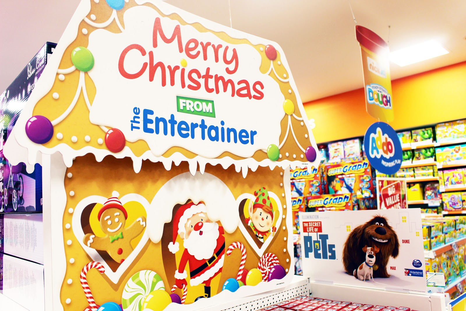 The Entertainer: Glasgow's Newest Toy Shop