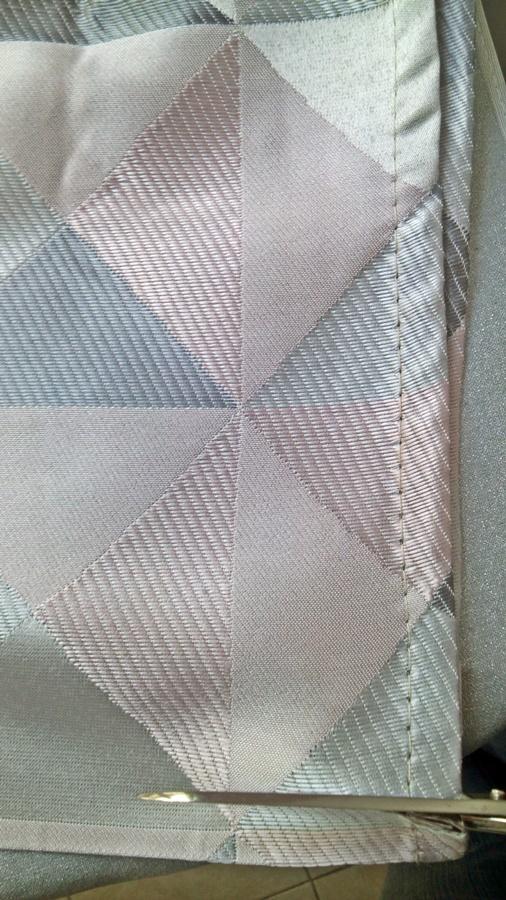Como hacer un dobladillo a una cortina sin coser - Dobladillo cortinas ...