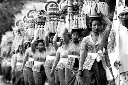 Sejarah Awal Mula Suku Bali (Orang Bali)