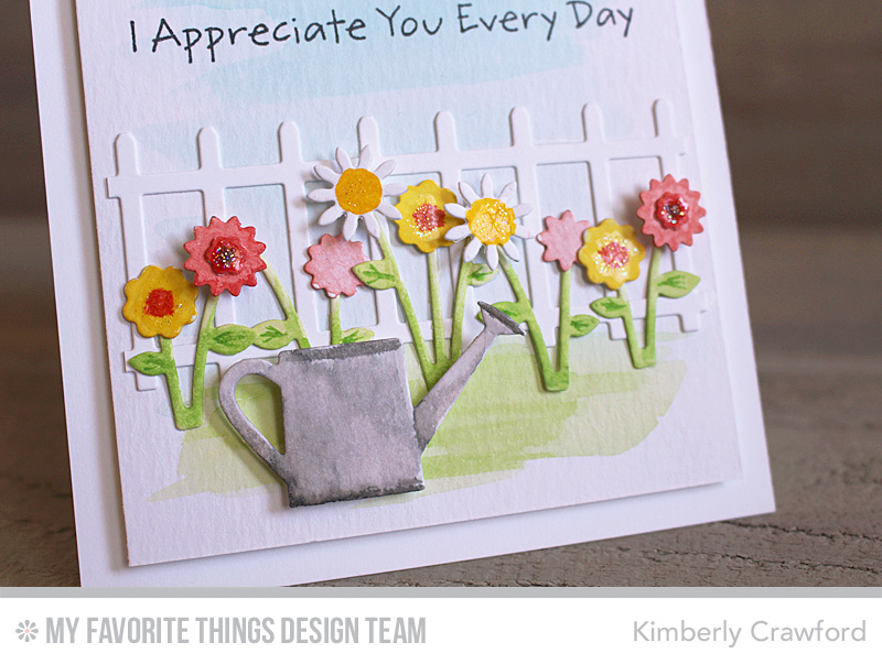 For the Love of Paper: water coloring die cut images: MFT April ...