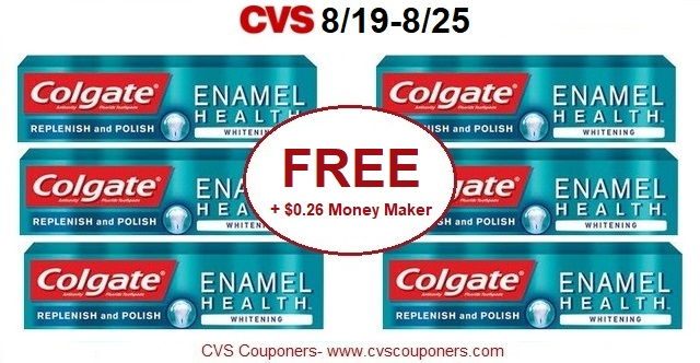 http://www.cvscouponers.com/2018/08/free-026-money-maker-for-colgate-enamel.html