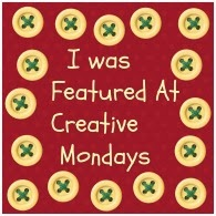 Creative Mondays And This Weeks Featured Blogs