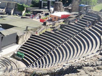 teatro romano lyon
