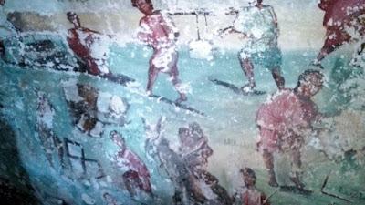 Τάφος της βυζαντινής περιόδου ανακαλύφθηκε στην Ιορδανία