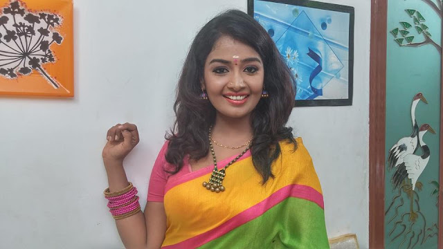 Mayamohini serial heroine -actress