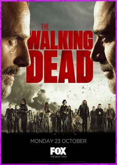 The Walking Dead Temporada 8 | DVDRip Latino HD GDrive 1 Link