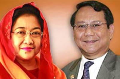 Megawati Pilih Ahok, Prabowo Turun Tangan