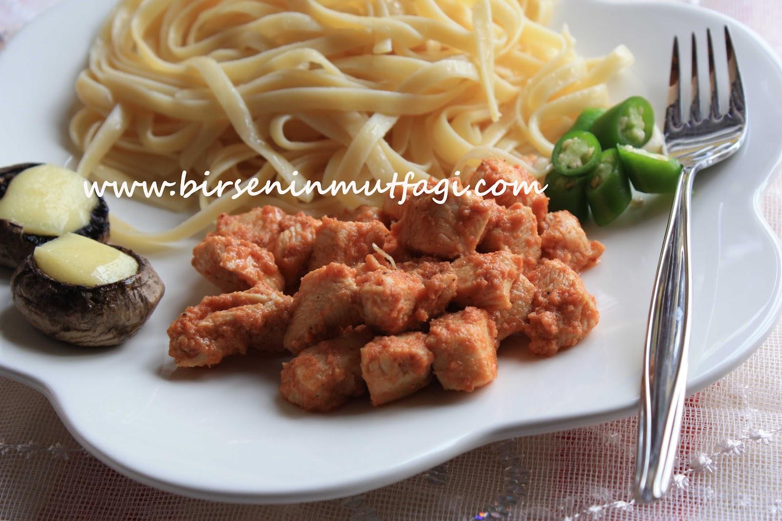 Sarımsak sosunda tavuk sote tarifi