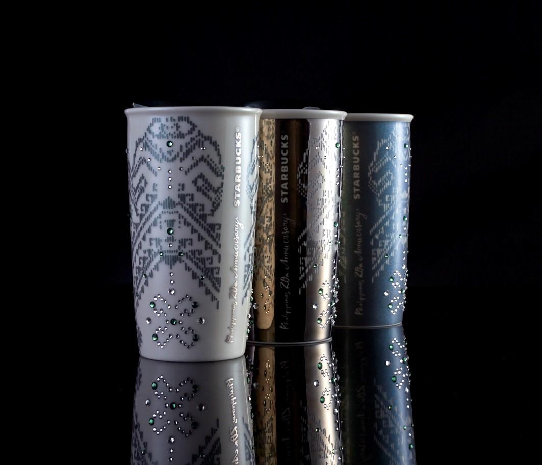 8e92f8de8ecd The Starbucks 6750 most precious collection Ayala Mug is available ...