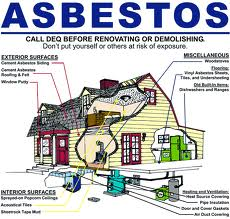 Asbestos Usage in the United States