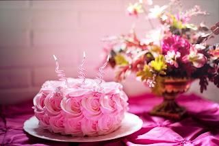 Birthday sponge cake recipe