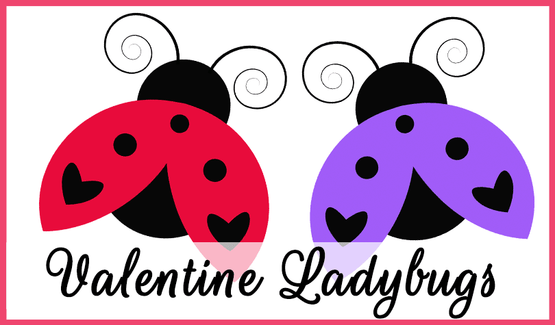 FREE Valentine Ladybugs Clipart by Grade ONEderful Designs. This is Day 11 of 14 days of Valentine FREEBIES.