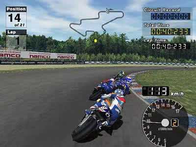 Download Game MotoGP 4 ISO PS 2 for PC Compressed