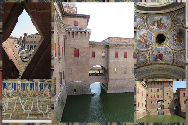 Day Trip to Ferrara - Castello Estense di Ferrara