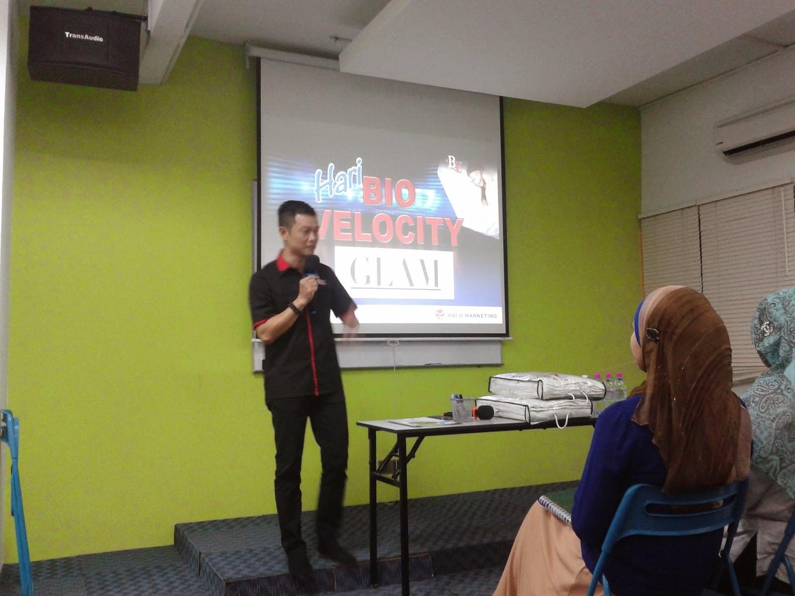CDM Kelvin Yap di GLAM