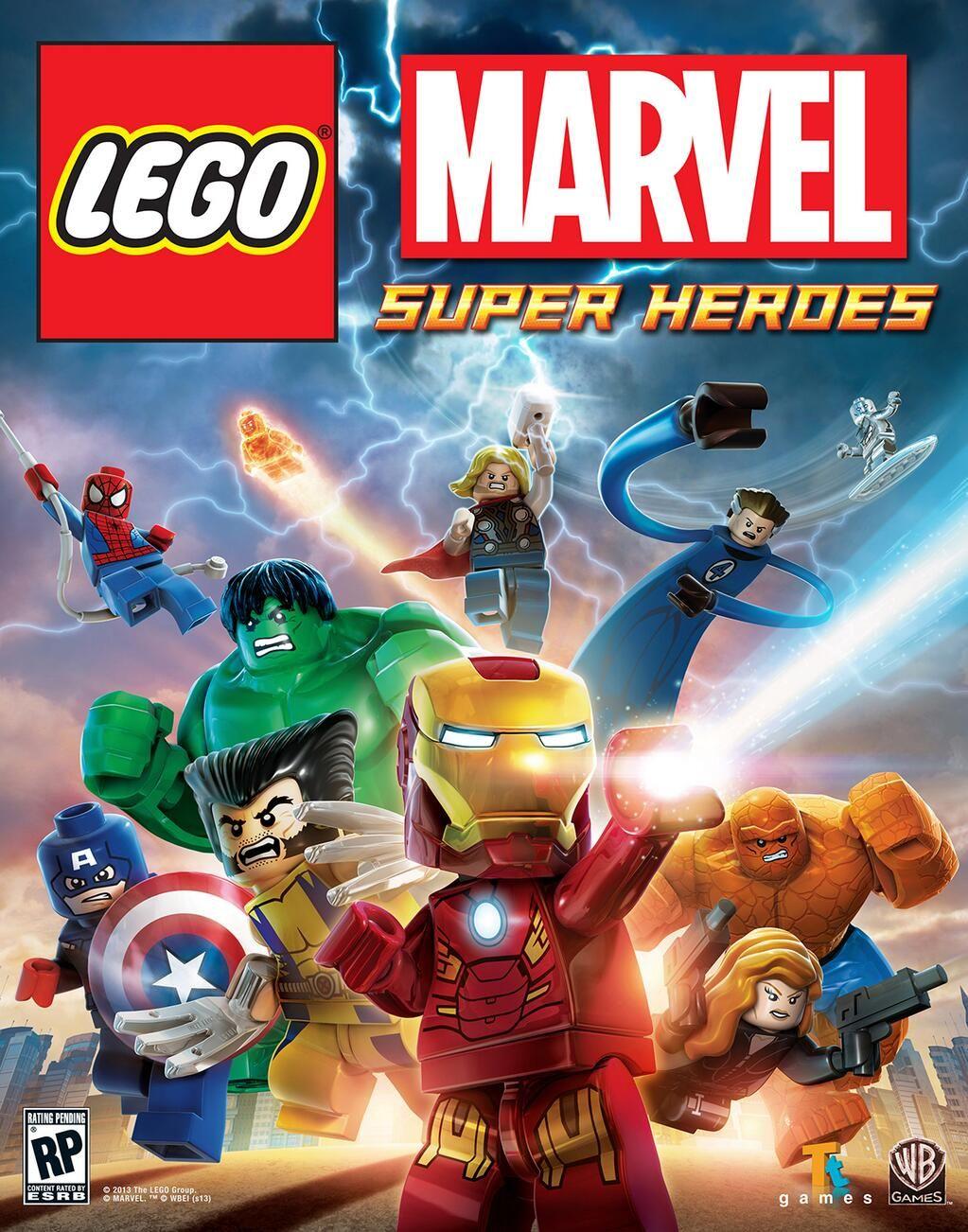 LEGO – Marvel Super Eroii – Amplificare Maximă Dublat In Romana